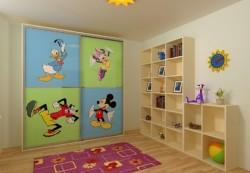 Как выбрать шкаф в детскую комнату?