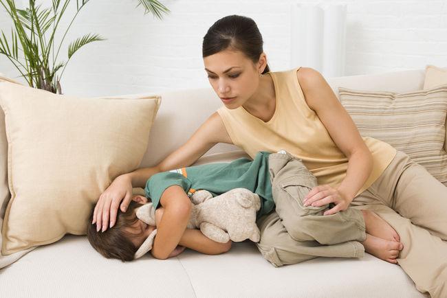 Как определить, что именно болит у ребенка