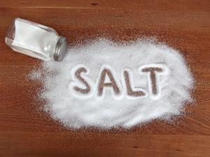 Берегите детей от соленого