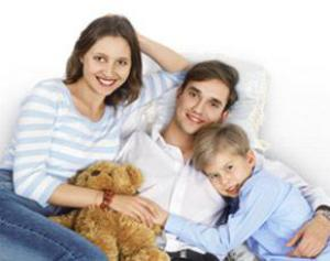 Здоровые дети — счастливые родители