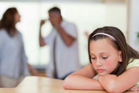 Как семейные ссоры влияют на развитие мозга ребенка