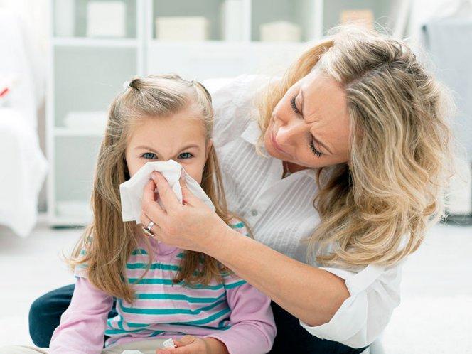 Как не допустить простудных заболеваний у малыша