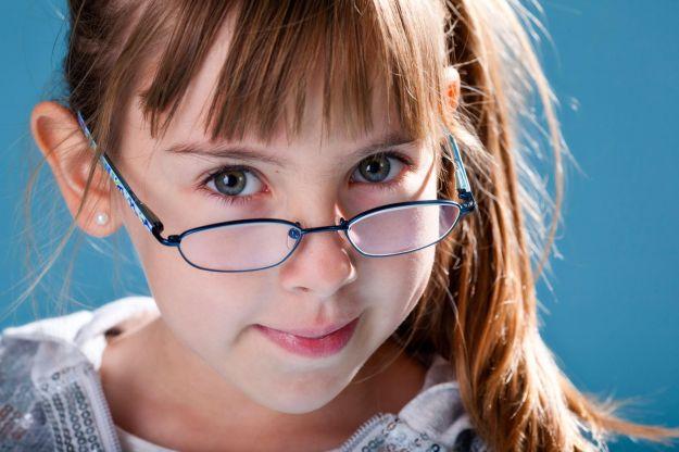 Как поспособствовать улучшению зрения у ребенка