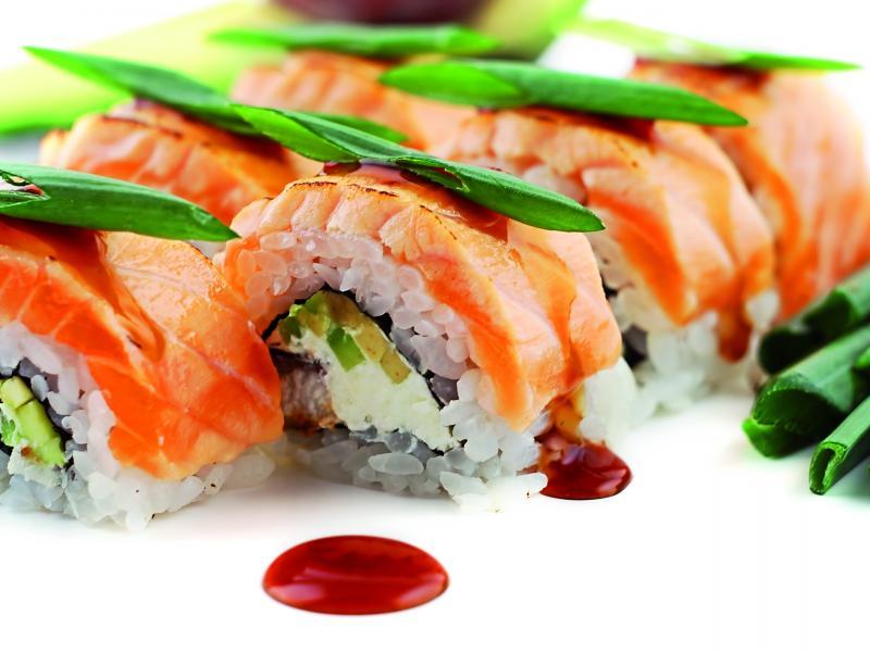 Как выбрать суши