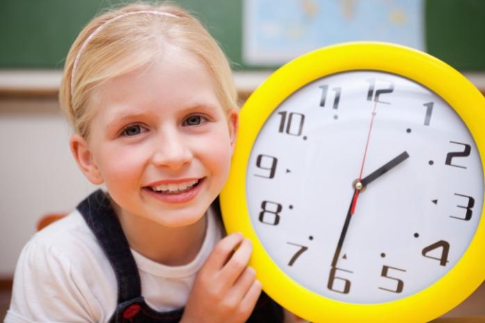 Как восстановить режим ребенка после каникул