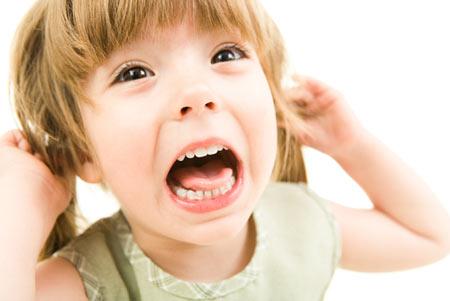 Детские истерики могут быть признаком поведенческого нарушения