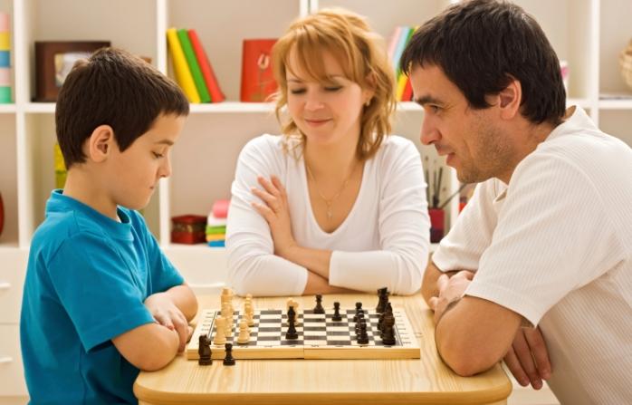 Новые стратегии родителей школьников