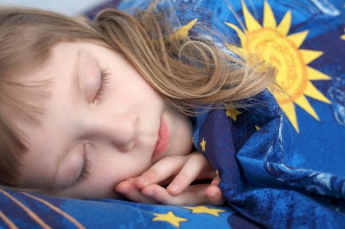 Как решить проблему сна у ребенка