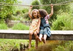 Большая любовь в детском саду