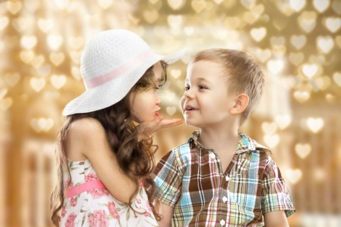 Учим ребенка дружить