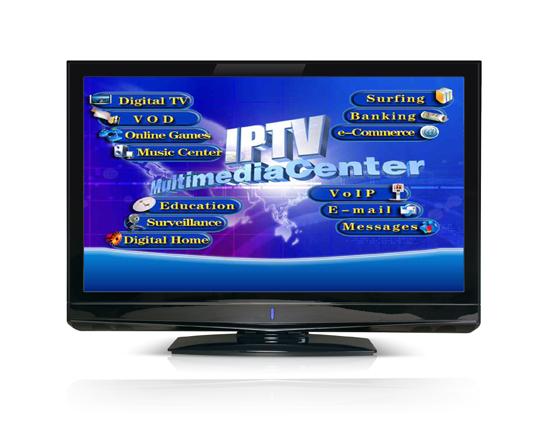 Цифровое телевидение IPTV