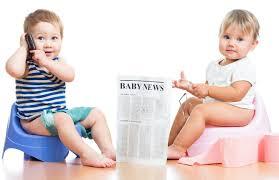 Как найти горшок, которым ребенок будет пользоваться с удовольствием