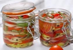 Как сделать салаты на зиму. Основные правила