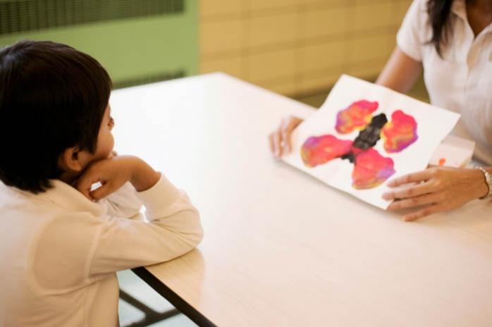 Тесты с точки зрения детского психиатра