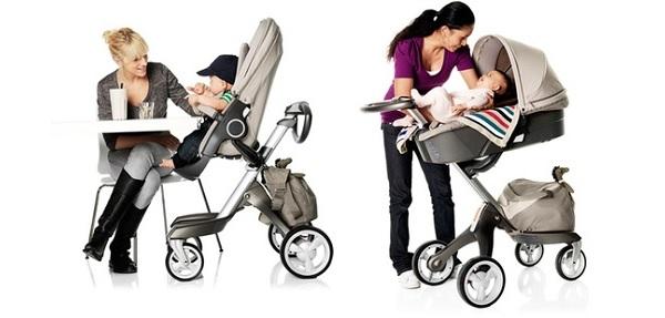 Как сделать правильный выбор в пользу «транспортного средства» для малыша