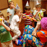 Как отметить День рождения ребенка или организация детских праздников