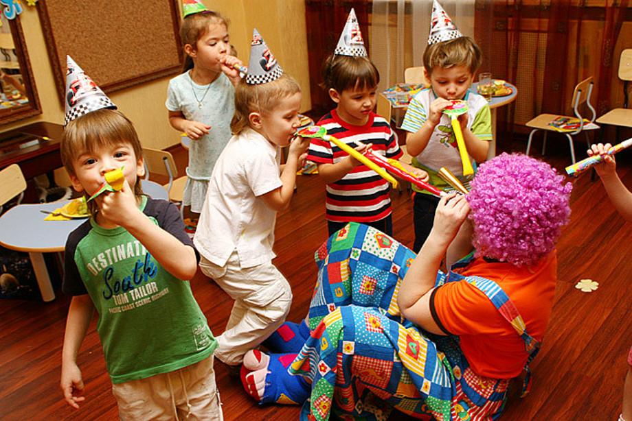 Заказ праздника день рождения