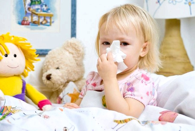 Как быстро вылечить ребенка от насморка