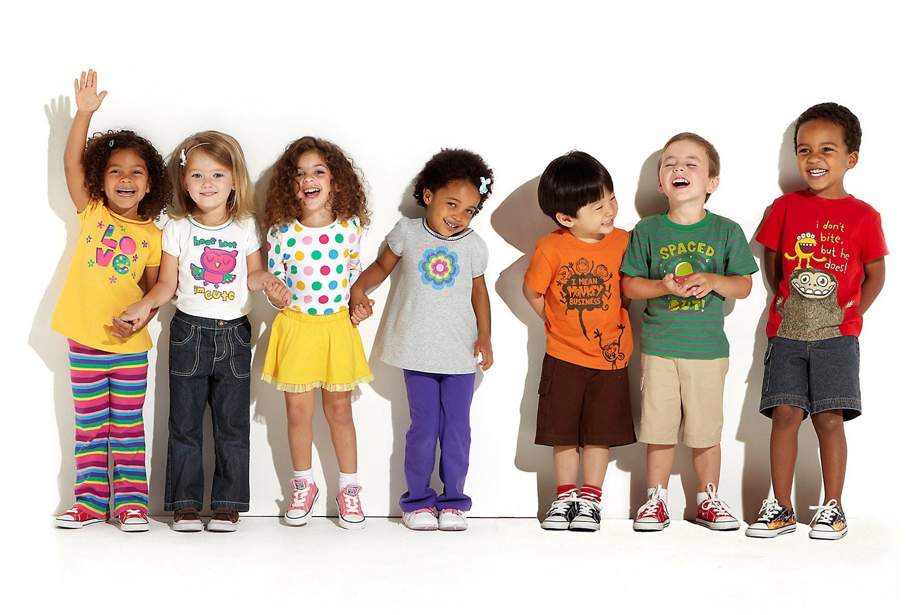 Особенности покупки детской одежды