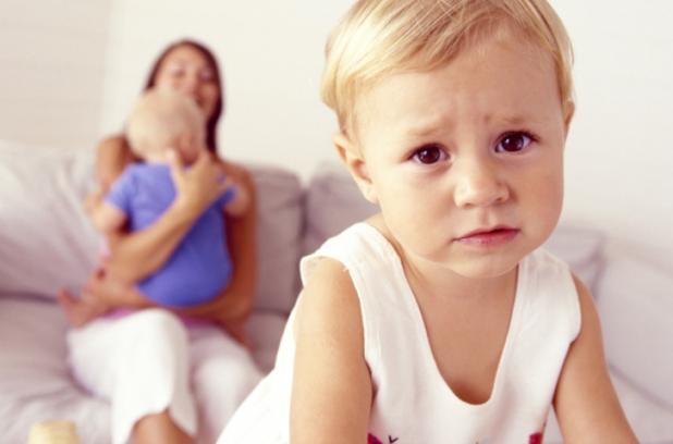 Пять причин детской ревности