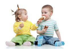 Дети, неравнодушные к сахару, чаще страдают ожирением
