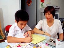 Занятия с репетитором избавляют детей от страха перед математикой