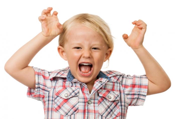 Детская раздражительность: как с ней справиться