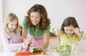 Ребенок: 7 правил праздничного питания