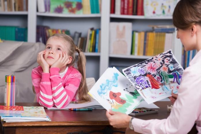 Детская психотерапия: как все устроено