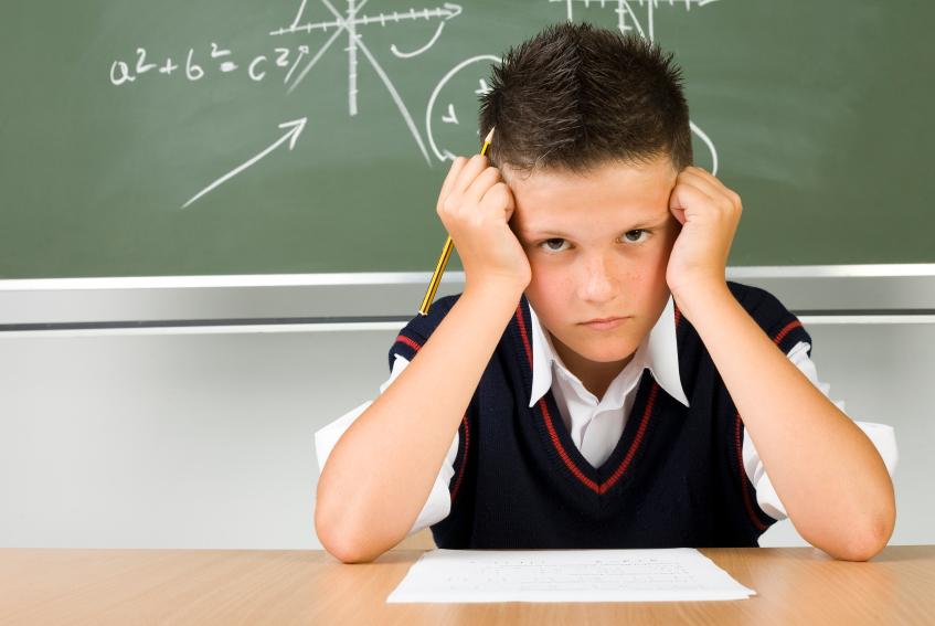 Как помочь ребенку справиться с учебой