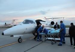 Правила транспортировки больных в тяжёлом состоянии