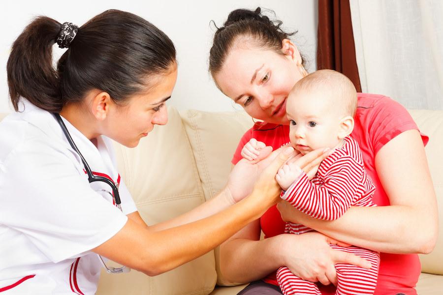 Как обеспечить профилактику анемии у ребенка
