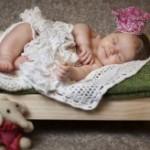 Кроватка для удобства ребенка и спокойствия мамы