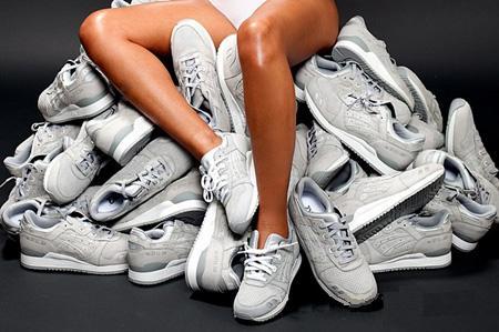 Магазин обуви: делаем спортивный выбор
