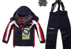 Spyder Ski & Snowboard — верхняя детская одежда, пиджаки и брюки