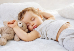 Нарушение сна у детей может помешать процессам в памяти