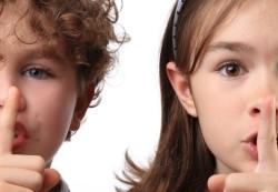 Как научить ребенка говорить правду?