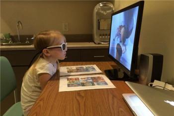 Просмотр фильмов помогает улучшить зрение у детей с амблиопией
