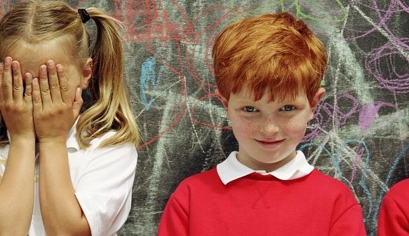 Что делать, если у вас застенчивый ребенок?