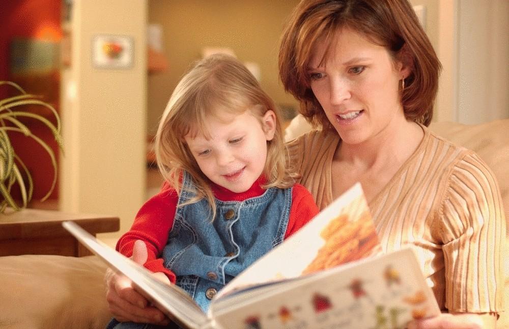 Для чего ребенку необходимо читать книги