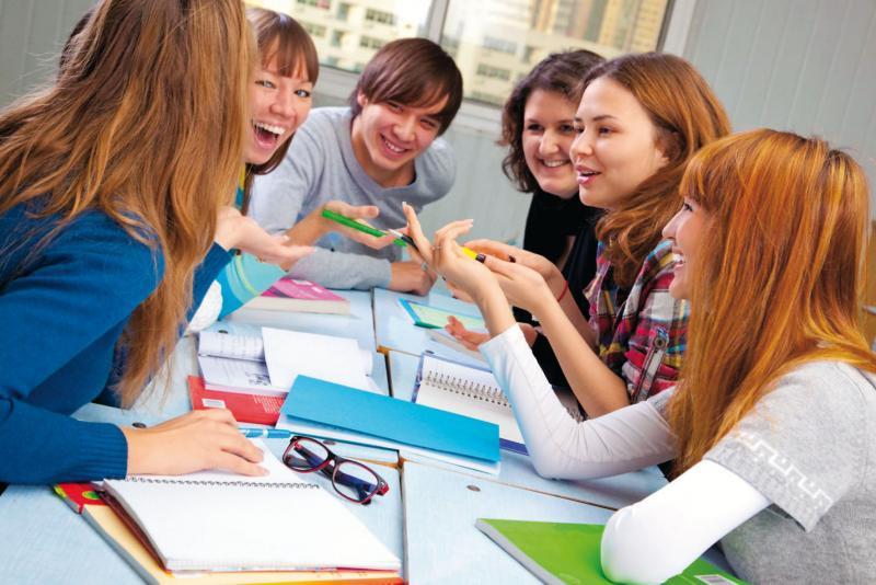 Формы обучения школьника иностранному языку