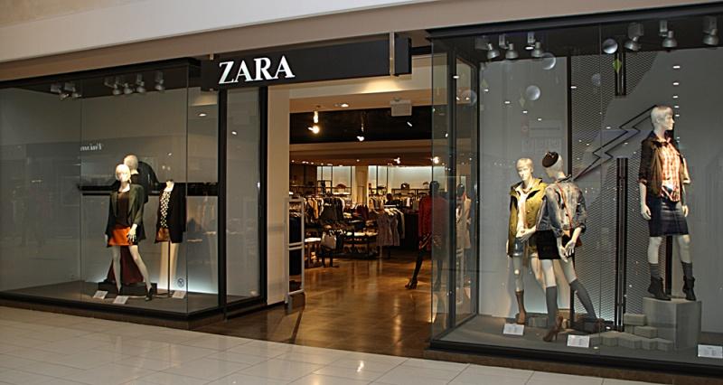 Интернет-магазин детской одежды Zara