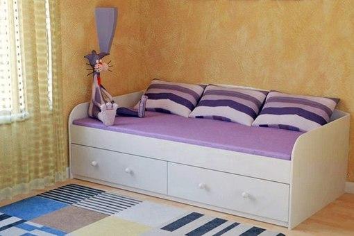 Кровати или детские диваны в Одессе: что удобней для ребенка
