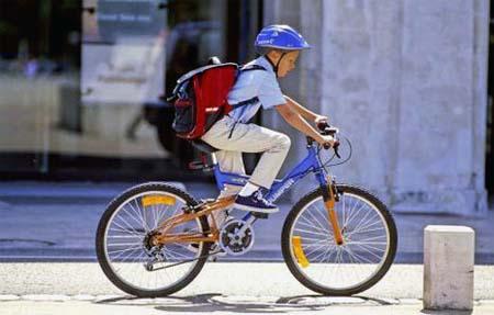 Для чего следует покупать велосипед ребенку?