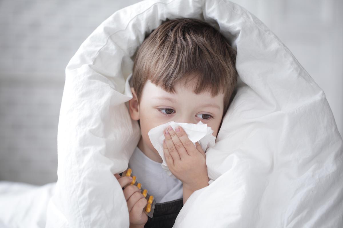 Как быстро восстановиться после вирусной инфекции