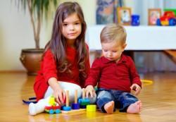 Учим делиться игрушками: уроки для трехлеток