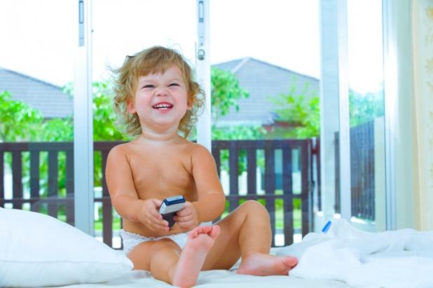 Ребенок и мобильный: за и против