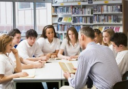 Что ценят подростки в учителе