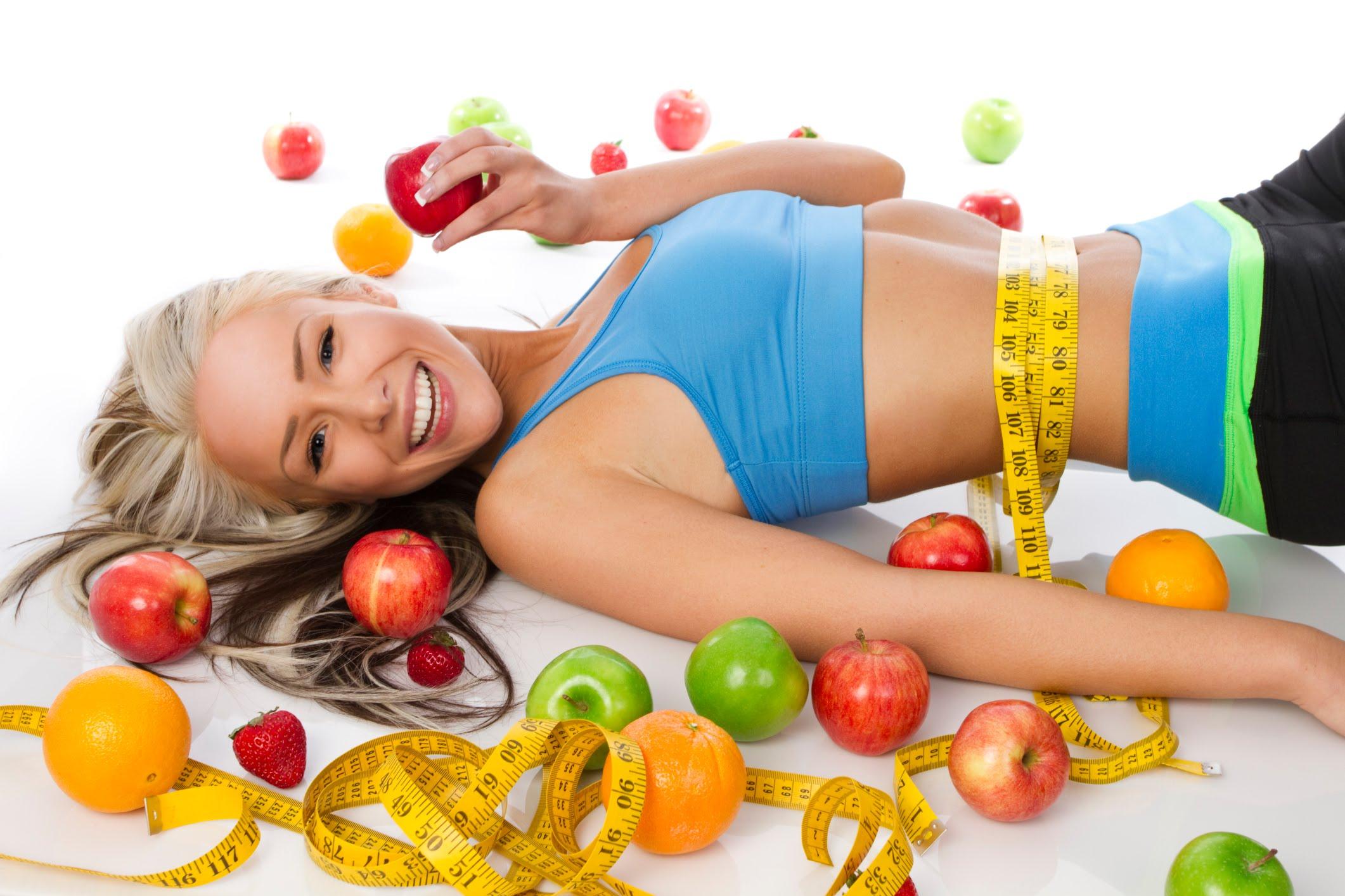 Вкусный способ похудения  − фруктовые диеты