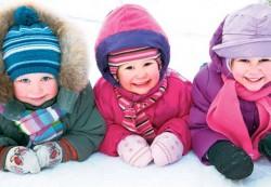 Детская верхняя одежда – как сохранить тепло.